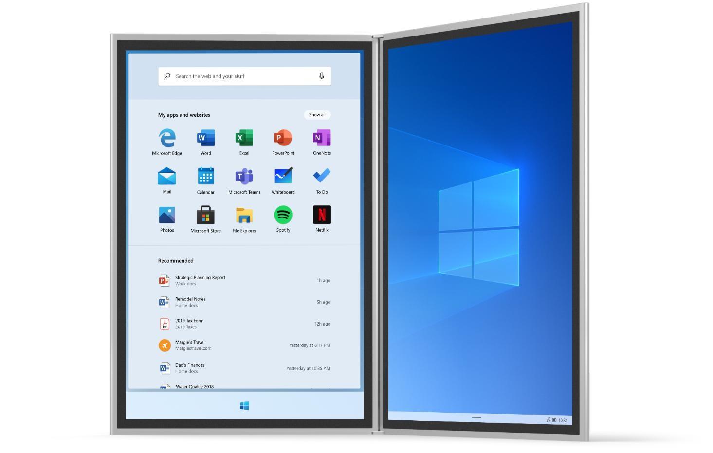 Người dùng mong muốn Microsoft mang nút Start của Windows 10X lên Windows 10