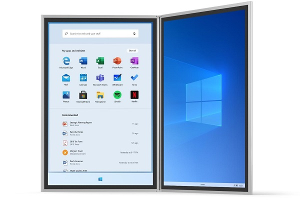Người dùng kêu gọi Microsoft mang nút Start của Windows 10X lên Windows 10