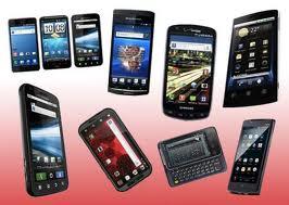 10 smartphone tốt nhất năm 2011