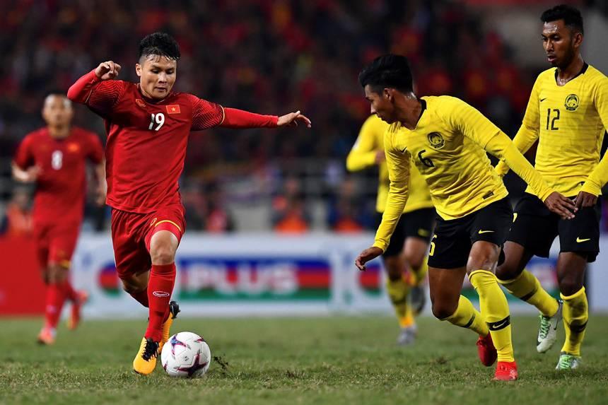 Xem trực tiếp trận Việt Nam - Malaysia ngày 10/10/2019 ở đâu?