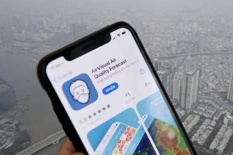 AirVisual chính thức quay trở lại với người dùng Việt Nam