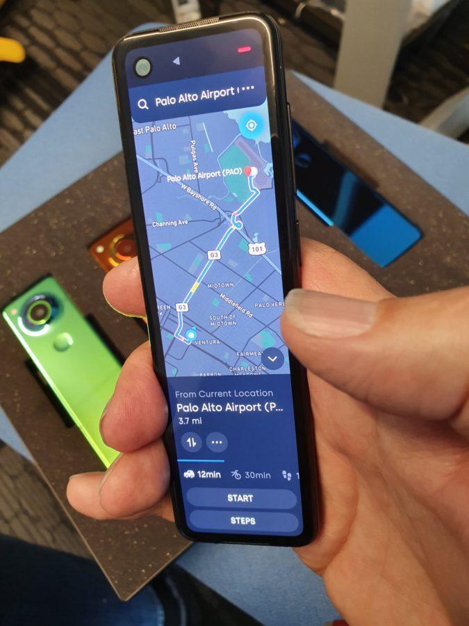 Andy Rubin nhá hàng smartphone