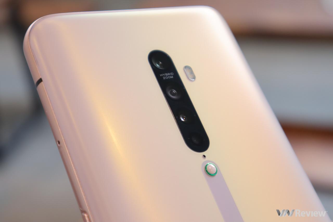 """Trên tay Oppo Reno 2 sắp bán tại Việt Nam: 5 camera, 4 sau + 1 trước """"xòe quạt"""", zoom 20X, giá dự kiến 16 triệu đồng"""