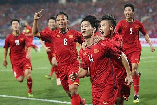 Chốt danh sách tuyển Việt Nam gặp Malaysia: Tuyển Việt Nam có tới 6 tiền đạo