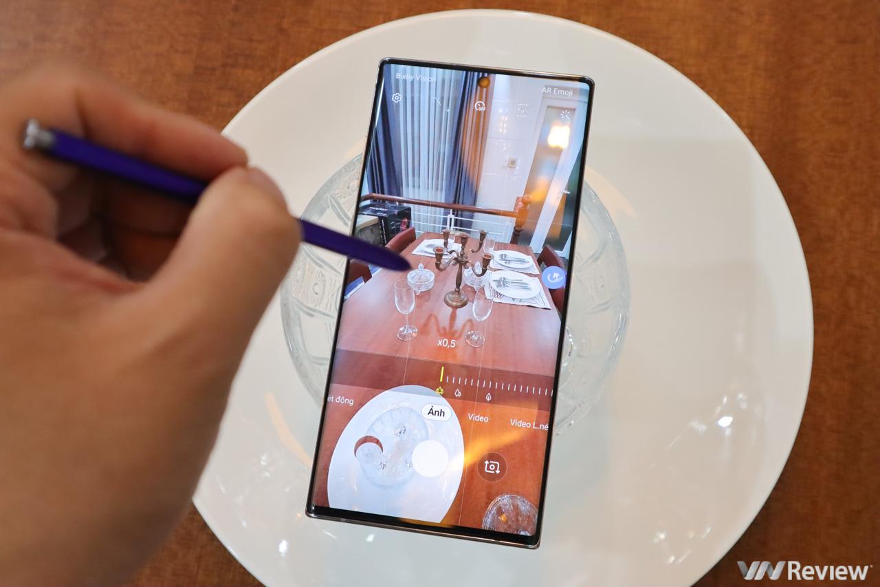 10 tính năng ẩn rất thú vị có thể bạn chưa biết đến trên Galaxy Note 10