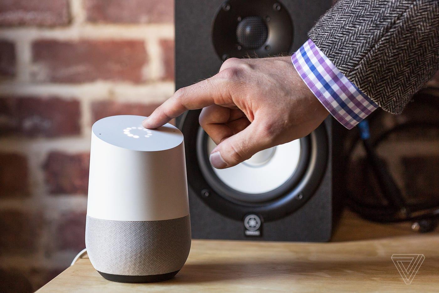 """Bạn đã có thể """"ra lệnh"""" cho Google """"chuyển nhạc"""" từ phòng này sang phòng khác trong nhà"""
