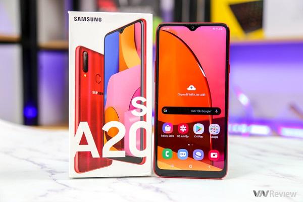 Mở hộp Galaxy A20s: Nỗ lực mới nhất trong phân khúc giá rẻ của Samsung