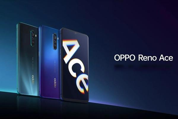 Oppo Reno Ace ra mắt với màn hình 90Hz, sạc 65W và chip Snapdragon 855+