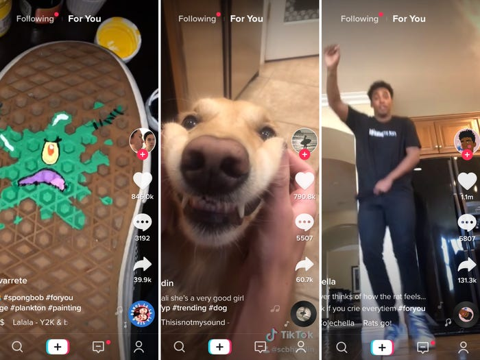 Sự trỗi dậy của TikTok, ứng dụng chia sẻ video số 1 trên iPhone tại Mỹ