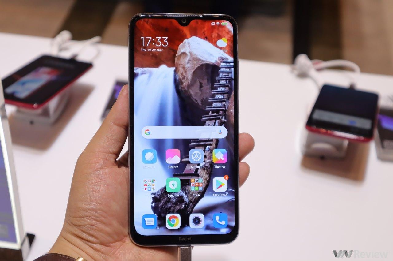 Xiaomi tung liền lúc 3 smartphone mới tại Việt Nam gồm Redmi Note 8/ 8 Pro và Redmi 8: 4 camera 64MP, MediaTek Helio G90T, giá từ 3 đến 7 triệu đồng