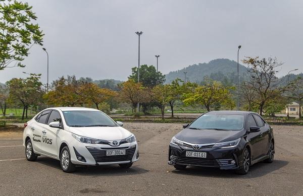 Doanh số tháng 9 của Toyota Việt Nam: 3 mẫu lọt top 10 xe bán chạy nhất