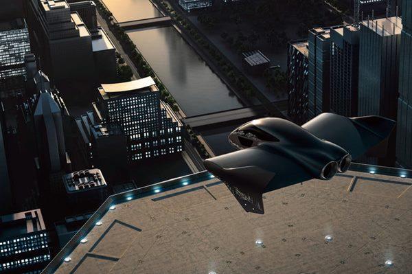Bắt tay với Boeing, Porsche ôm tham vọng taxi bay phủ kín bầu trời