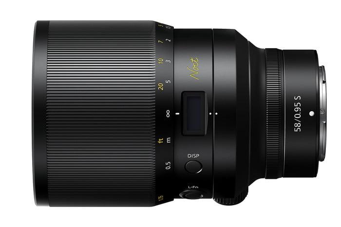 Nikon tung ra ống kính siêu khủng Nikkor Z 58mm f/0.95 S Noct dành cho hệ máy Nikon Z của mình