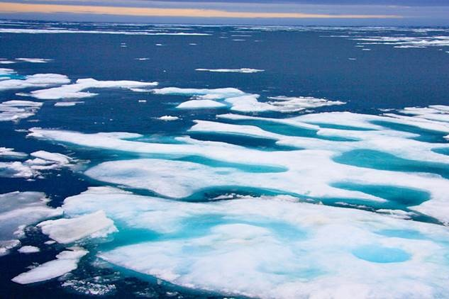Điều gì sẽ xảy ra nếu toàn bộ băng trên Trái Đất tan chảy hết trong một đêm?