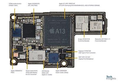 Chi phí sản xuất iPhone 11 Pro Max chỉ 450 USD
