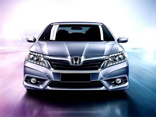 Honda City thế hệ mới ra mắt tại Thái Lan vào tháng 11