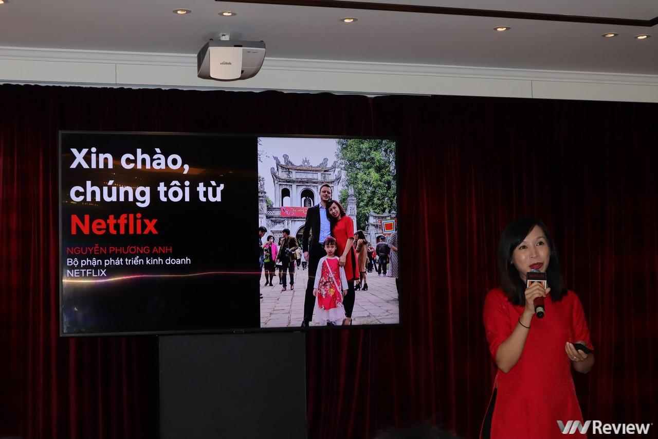 Netflix đã có phiên bản tiếng Việt, bổ sung nhiều phim có phụ đề, lồng tiếng, thuyết minh và hứa hẹn tăng thêm lượng phim Việt Nam