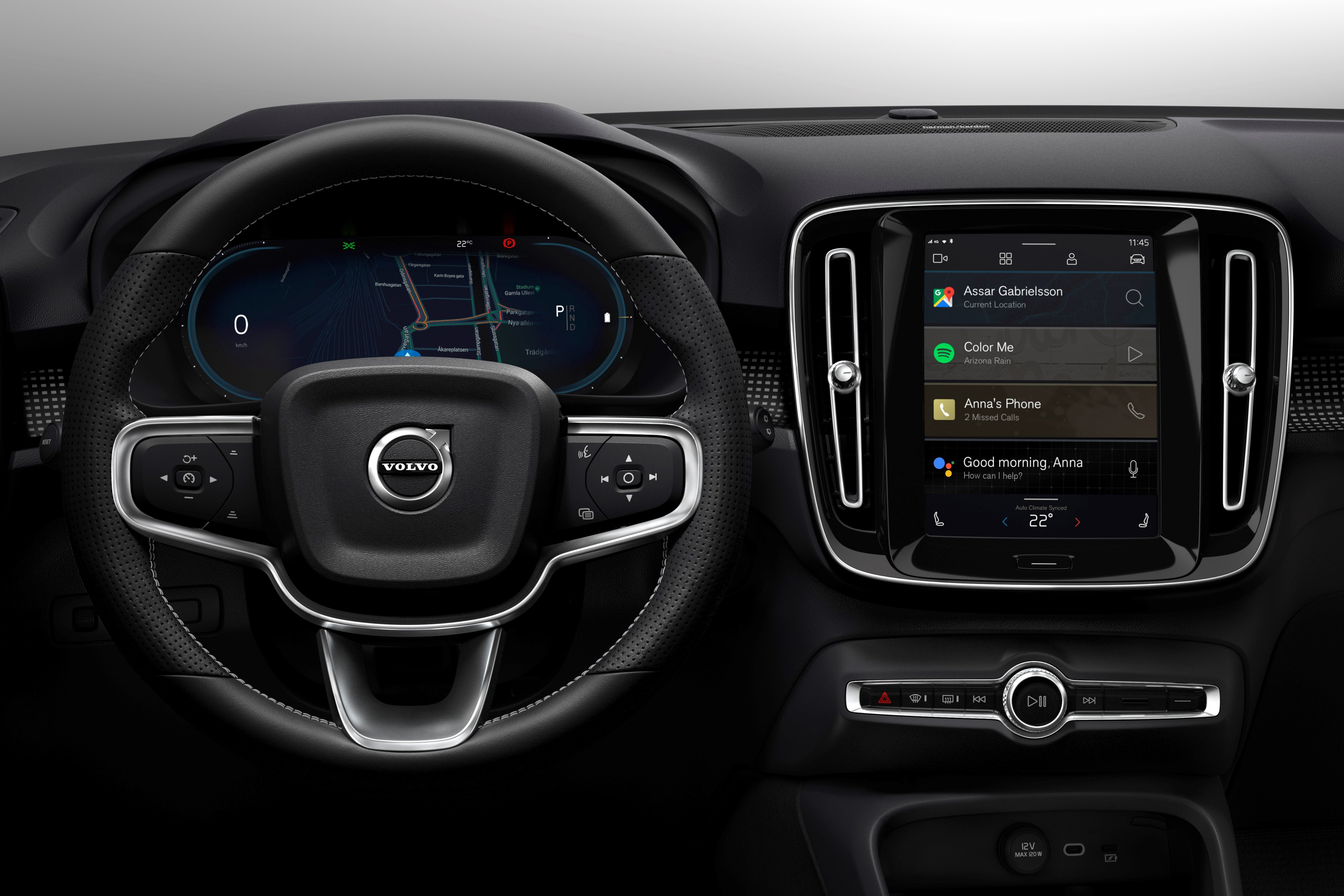 Volvo công bố mẫu xe XC40 Recharge - chiếc ô tô điện đầu tiên của hãng