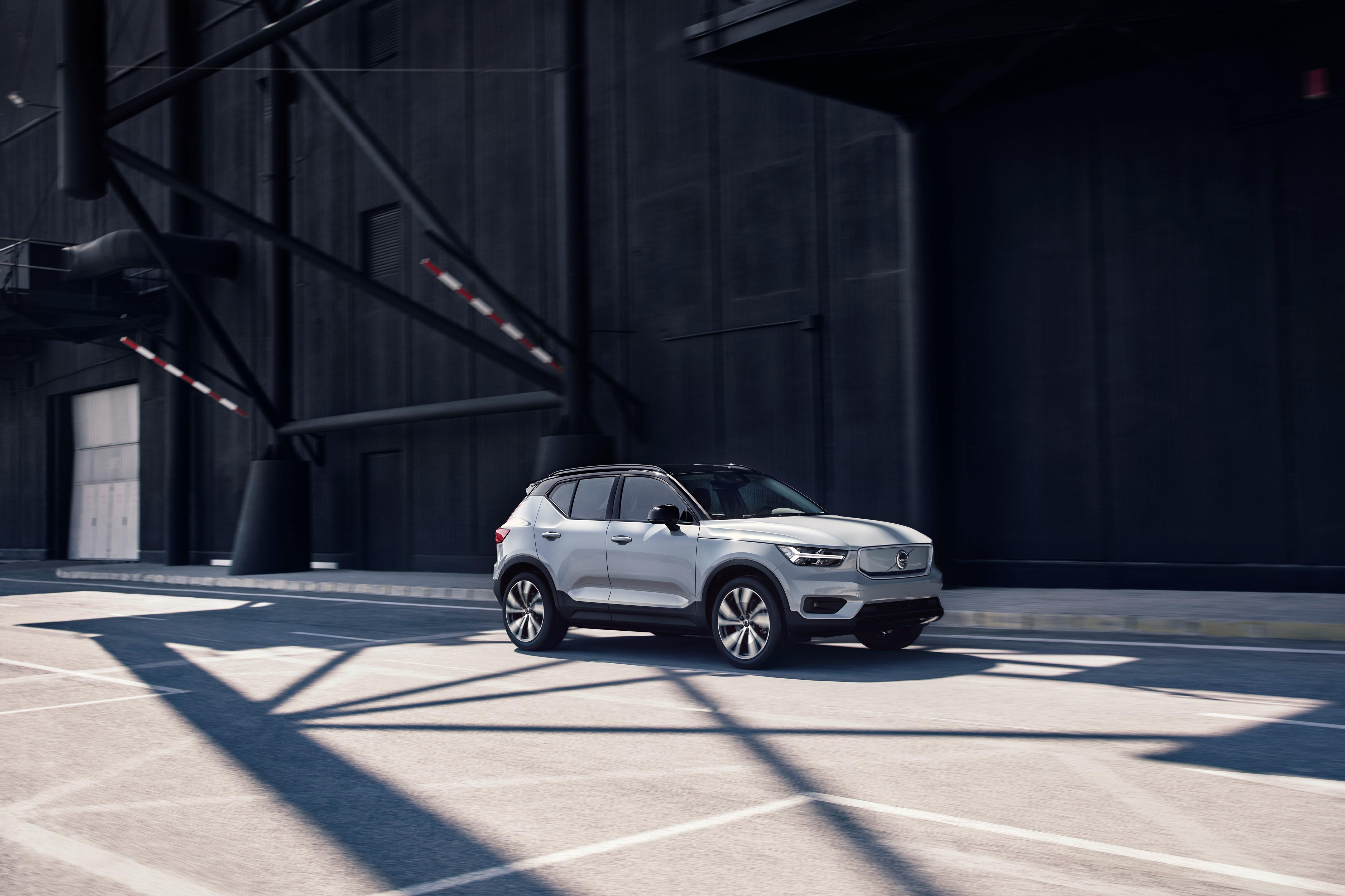 Volvo công bố mẫu xe XC40 Recharge - chiếc ô tô điện đầu tiên của hãngVolvo công bố mẫu xe XC40 Recharge - chiếc ô tô điện đầu tiên của hãng