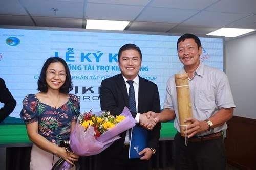 [QC] Tài trợ nửa tỷ đồng xây thư viện cho xã nghèo Ninh Thuận, doanh nhân Đỗ Trùng Dương là ai?