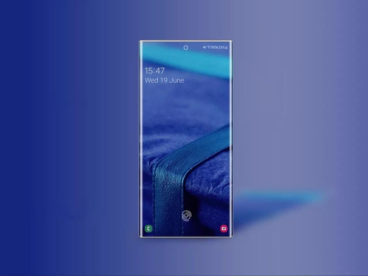 Samsung sắp ra mắt điện thoại có màn hình dài 20:9, gần bằng Sony Xperia 1