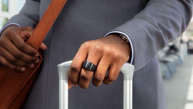 Apple sắp sửa có sản phẩm mới: một chiếc Apple Ring?