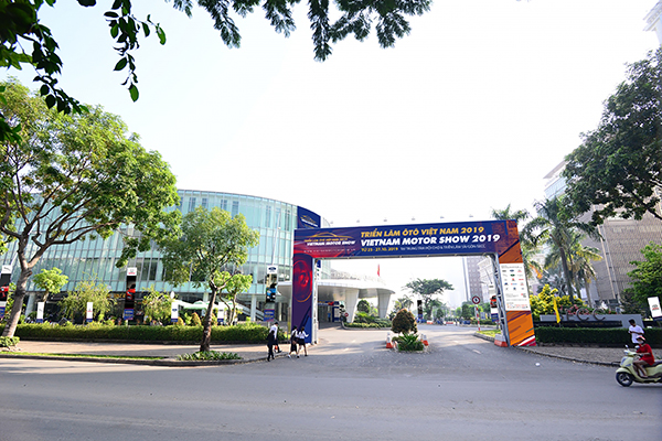 Vietnam Motor Show 2019 hé lộ thông tin hấp dẫn trước thềm khai mạc: ứng dụng VR, 3D mapping