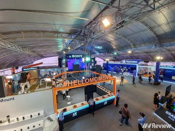 """Khai mạc Sony Show 2019 tại Hà Nội: """"Chạm đến tương lai"""" với nhiều sản phẩm công nghệ đẳng cấp"""