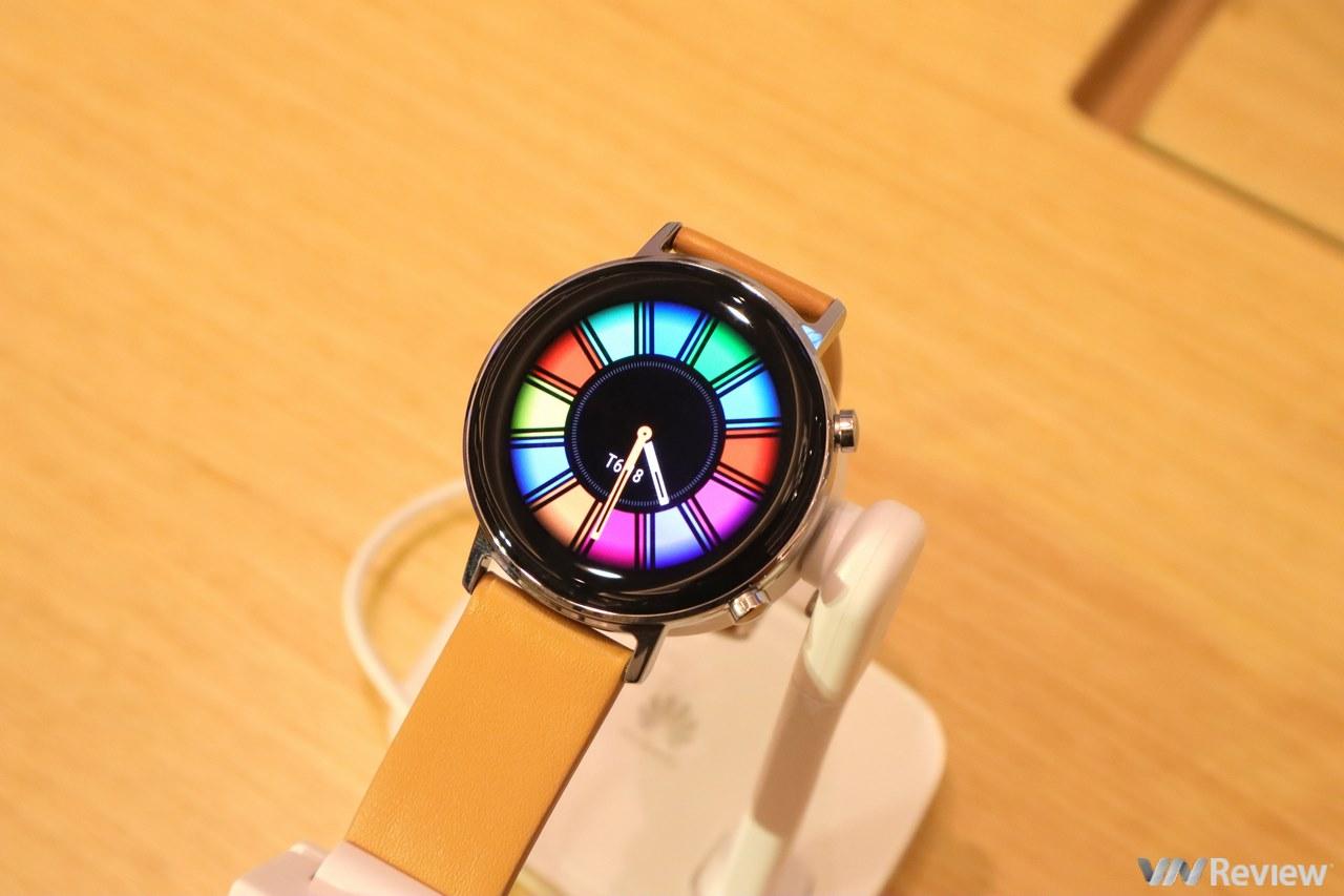 Huawei Watch GT 2 ra mắt tại VN: pin 2 tuần, có sẵn GPS, hỗ trợ nghe nhạc, gọi điện, chống nước 50 mét, giá từ 5,49 triệu
