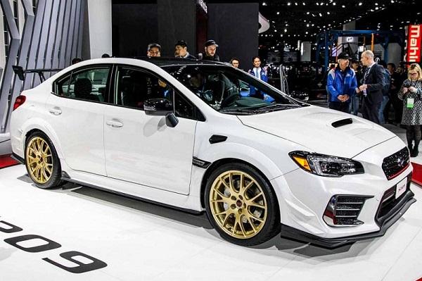 Subaru STI S209 2020 bản đặc biệt giá 1,5 tỷ đồng tại Mỹ