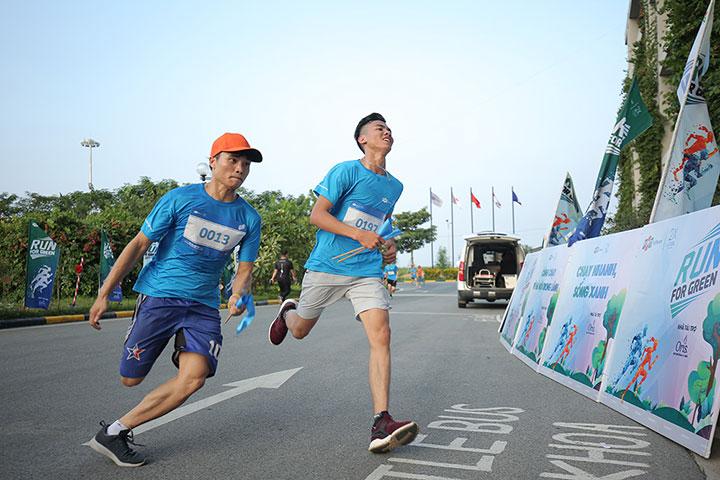 FPT Software tổ chức giải chạy Run For Green 2019 cho dân công nghệ Hà Nội