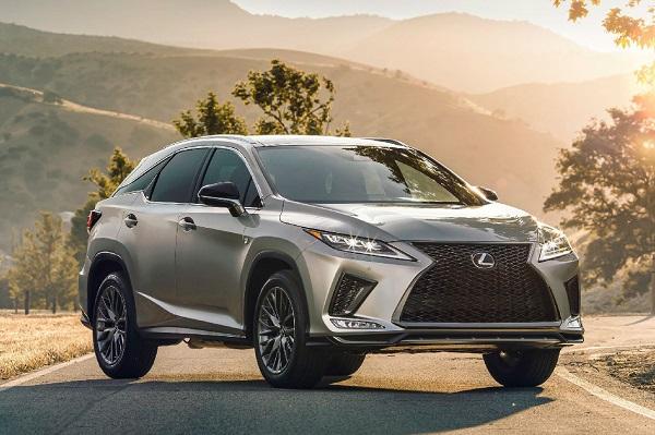 Lật mở những 'bom tấn' của Lexus tại Triển lãm ô tô Việt Nam 2019