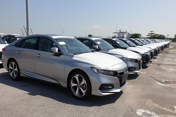 Honda Accord 2020 xếp hàng chờ ngày ra mắt