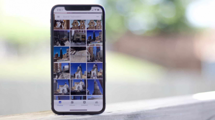 Miễn phí sao lưu ảnh HEIC chất lượng gốc cho iPhone là một lỗi của Google Photos