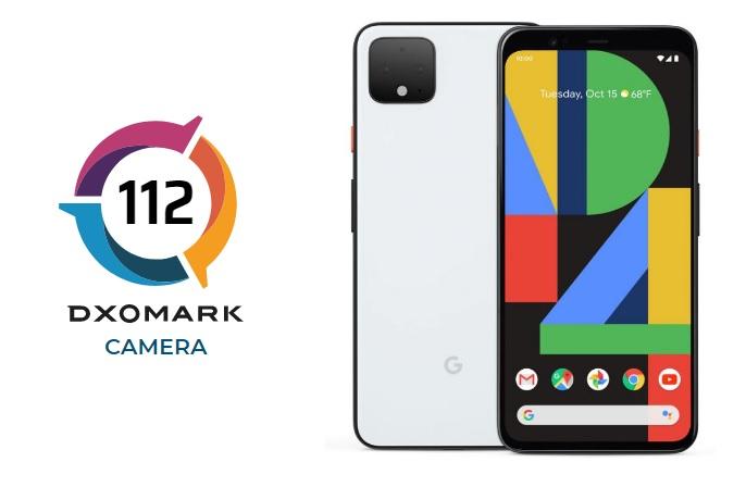 Google Pixel 4 đạt 112 điểm tổng thể trong thử nghiệm của DxOMark