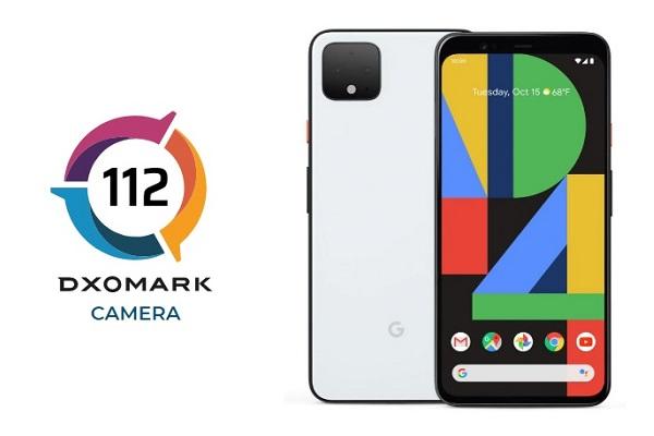 Google Pixel 4 đạt 112 điểm trong thử nghiệm của DxOMark, thua các máy Samsung và Huawei