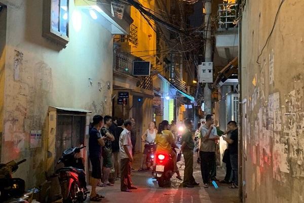 Hà Nội: Hai cha con thau rửa bể nước ngầm, một người tử vong do ngạt khí