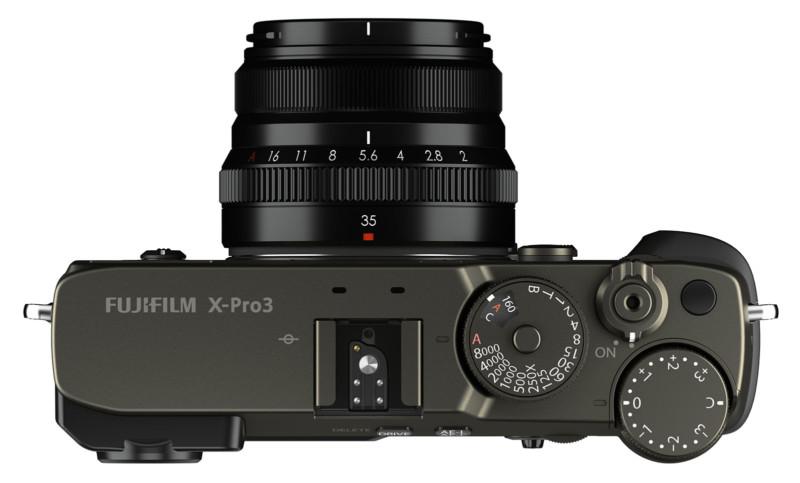 Fujifilm trình làng X-Pro3, cấu tạo vỏ cứng từ plasma cùng một màn hình ẩn phía sau