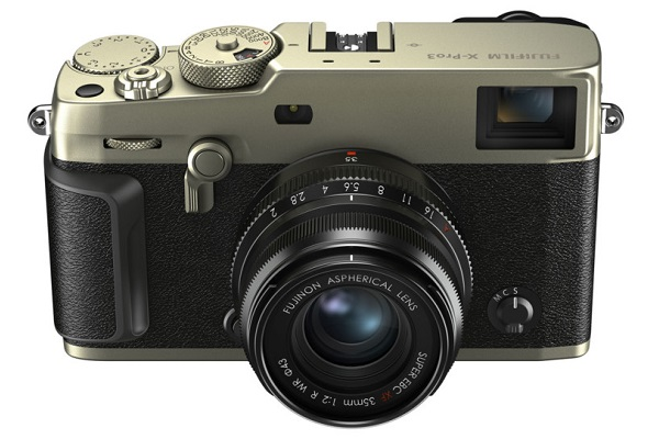 Fujifilm trình làng X-Pro3, có biến thể cấu tạo vỏ cứng từ plasma và một màn hình ẩn phía sau