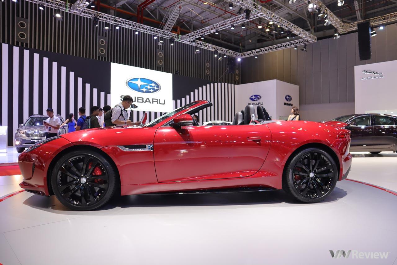 Vietnam Motor Show 2019 chính thức khai mạc, hàng loạt mẫu xe mới ra mắt
