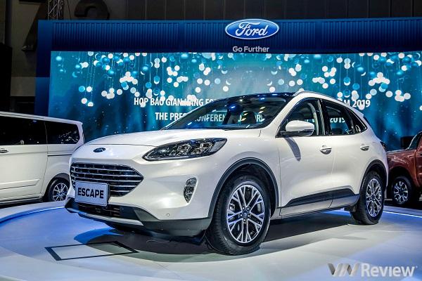 Ford mang gì đến Triển lãm Vietnam Motor Show 2019?