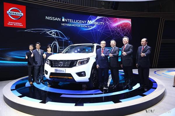 Điểm nổi bật của Nissan Việt Nam tại Vietnam Moto Show 2019