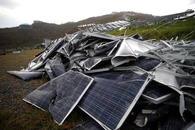 Vì sao năng lượng mặt trời là sạch nhưng pin mặt trời lại rất độc hại?