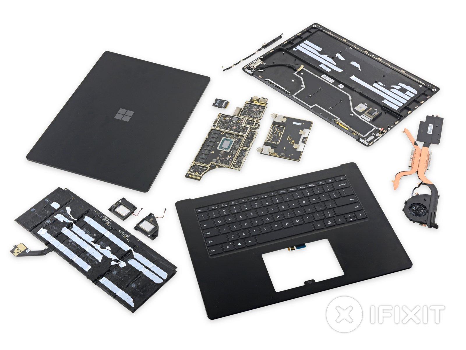 Ngay cả đứa trẻ giờ đây cũng có thể mở chiếc laptop Surface Laptop 3 của Microsoft