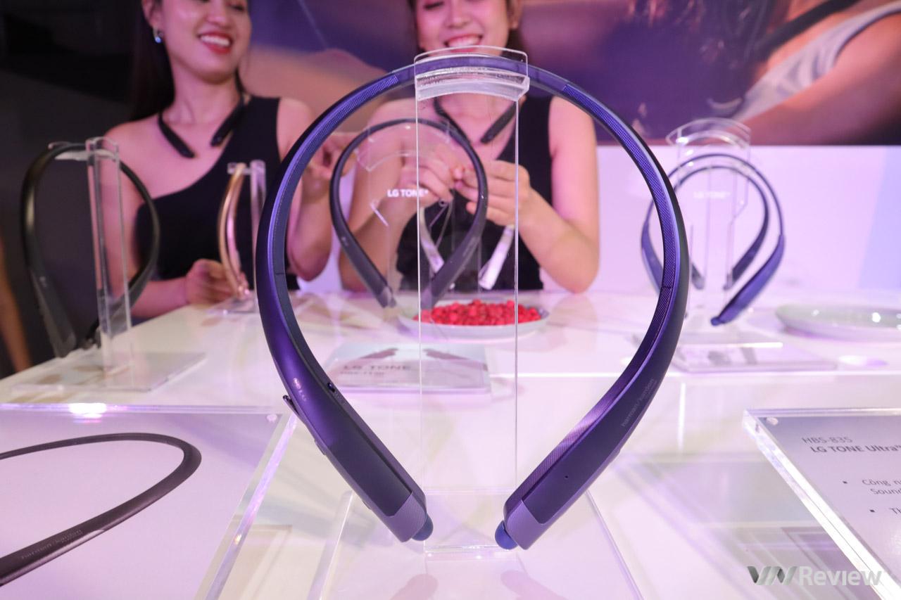 LG tung liền lúc 4 tai nghe không dây dòng LG Tone tại Việt Nam: âm thanh tinh chỉnh bởi  Harman Kardon và JBL, giá từ 900 nghìn đến 3,5 triệu đồng