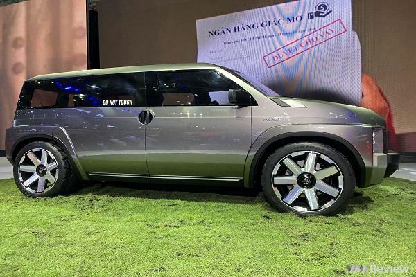 """Điểm mặt những mẫu xe """"độc"""" nhất tại Vietnam Motor Show 2019"""