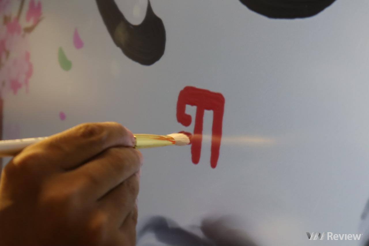 Bảng tương tác cảm ứng Samsung Flip 2 ra mắt tại VN: hỗ trợ cả bút lông, bút chì, xoay ngang dọc linh hoạt, kích thước 55