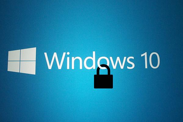 6 phương thức bảo mật sơ đẳng mọi người dùng Windows 10 cần làm
