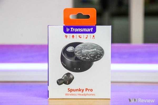 """Đánh giá tai nghe true wireless Tronsmart Spunky Pro: Sản phẩm giá rẻ lý tưởng cho dân """"nghe tạp"""""""