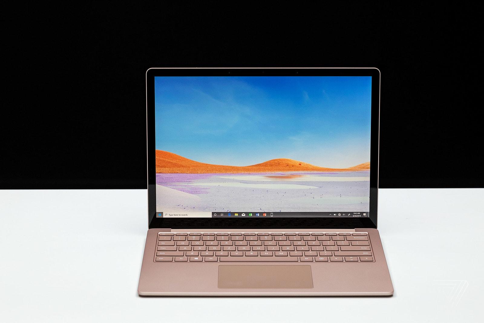 Đánh giá Surface Laptop 3 13,5-inch: chiếc laptop Windows truyền thống, nhưng xuất sắc